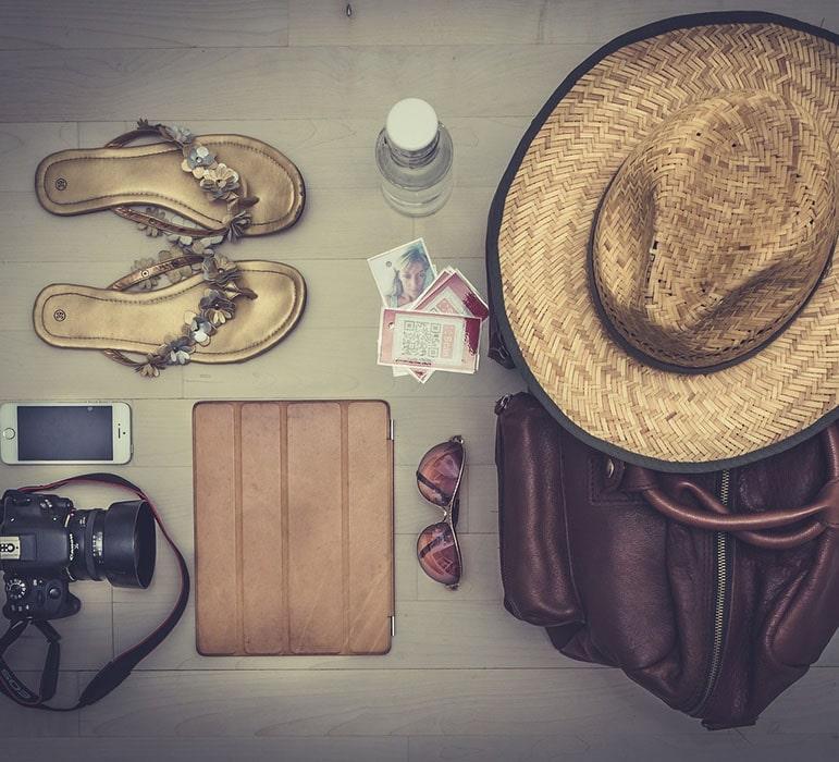 Речі для комфортної поїздки в Єгипет