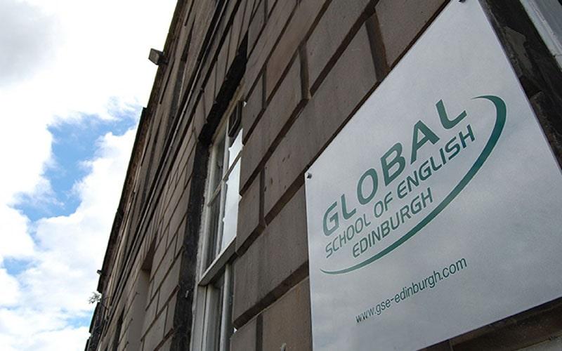 Global school of English в Эдинбурге