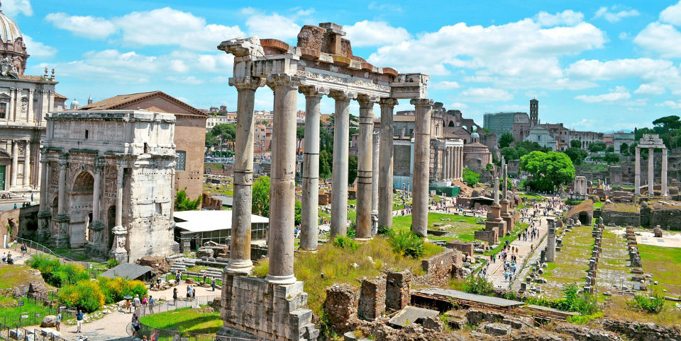 Римські Форуми