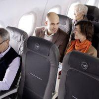 Lufthansa экспериментирует с посадкой на борт