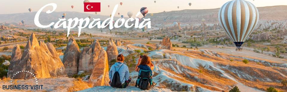 Тур в Каппадокию на 8 Марта из Запорожья
