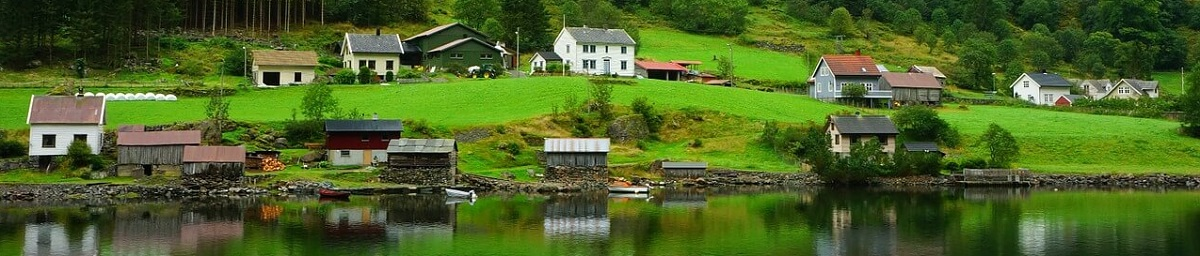 Популярные маршруты автобусных туров в Норвегию