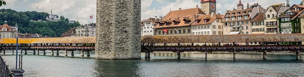 Популярные маршруты автобусных туров в Швейцарию