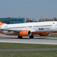 SkyUp запускает новые авиарейсы из Харькова в Киев, Львов и Прагу