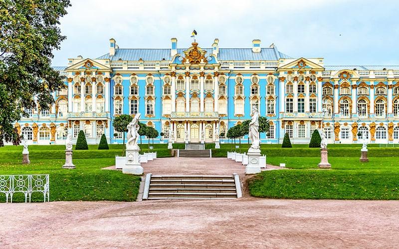 Авторский тур в Санкт-Петербург