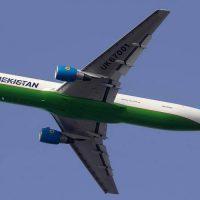 С 5 октября начинаются прямые перелёты Киев-Ташкент-Киев