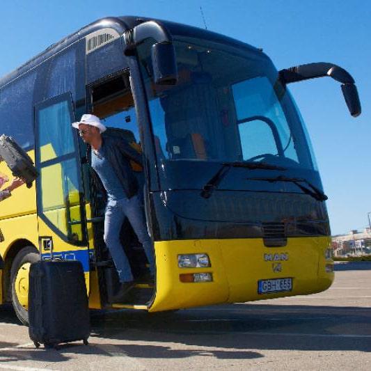 Что взять с собой в автобусный тур