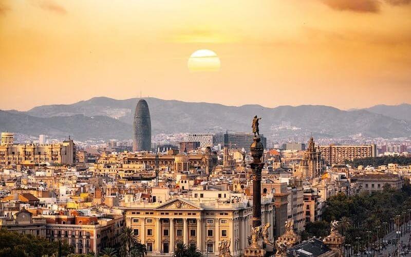 Автобусные туры в Испанию