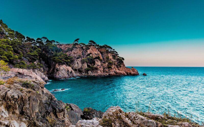 Пляжный отдых в Испании