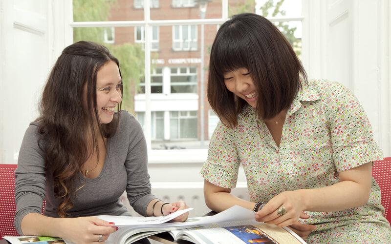 Языковая школа в Дублине
