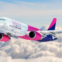 Лоукост Wizz Air анонсировал новые рейсы из Запорожья