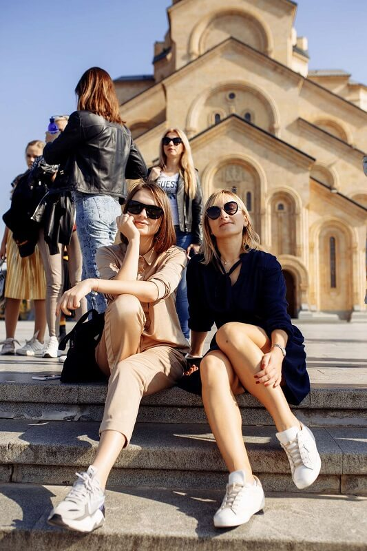 Пешеходная экскурсия Тбилиси