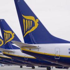 Ryanair рейсы из Украины