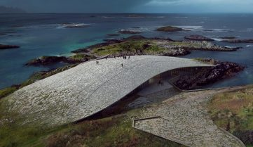 В Норвегии строят новый музей. Планируйте поездку на 2022 год!