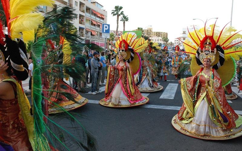 Карнавал в Тенерифе