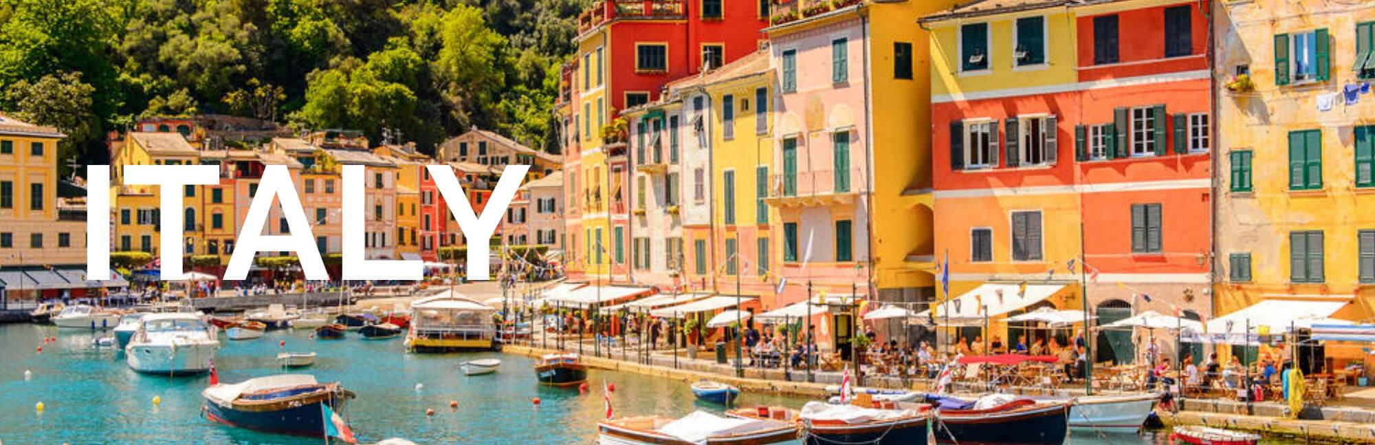 Девичник в Италии: Весенняя Лигурия