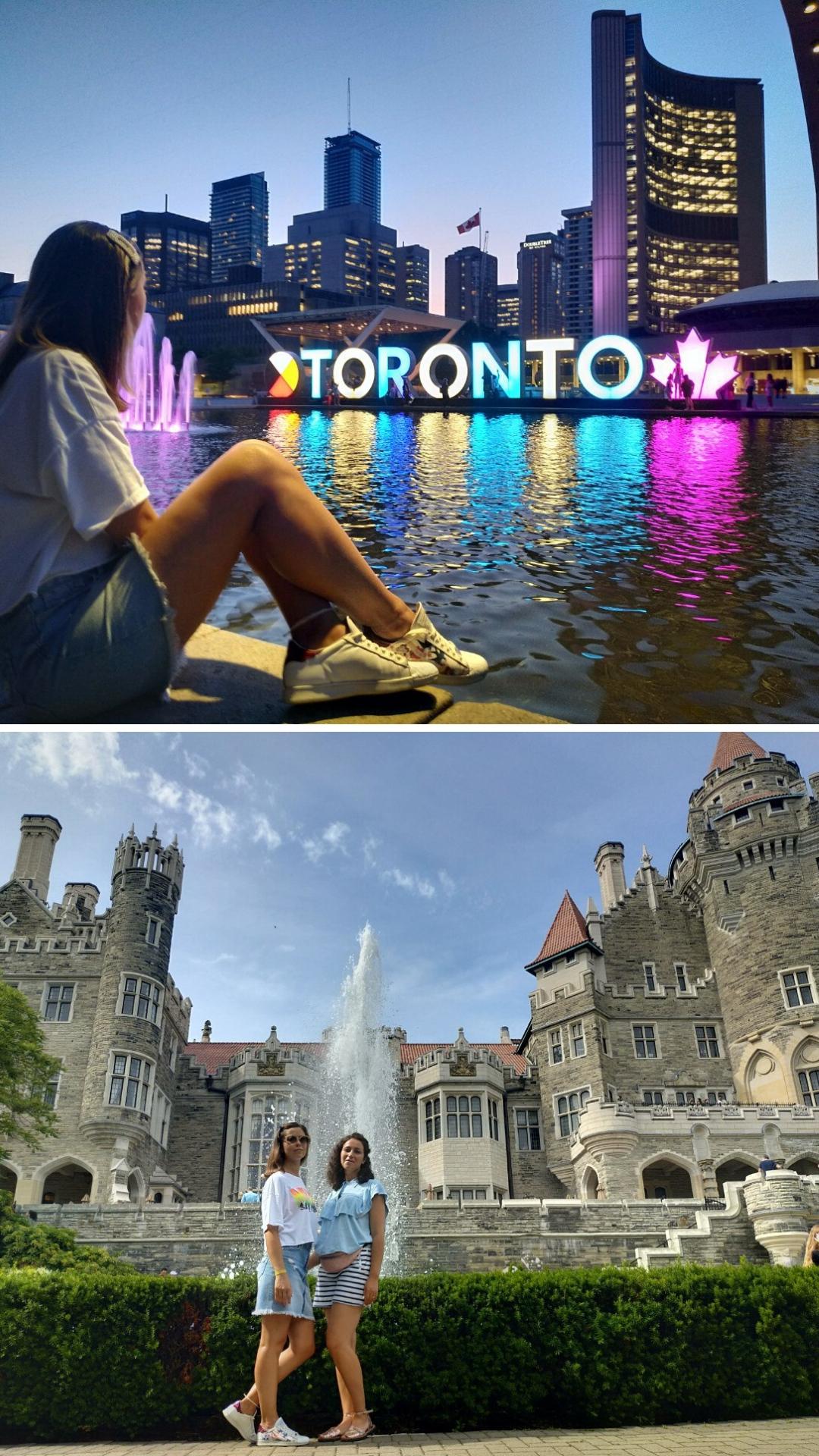 Фотоотчет Канада