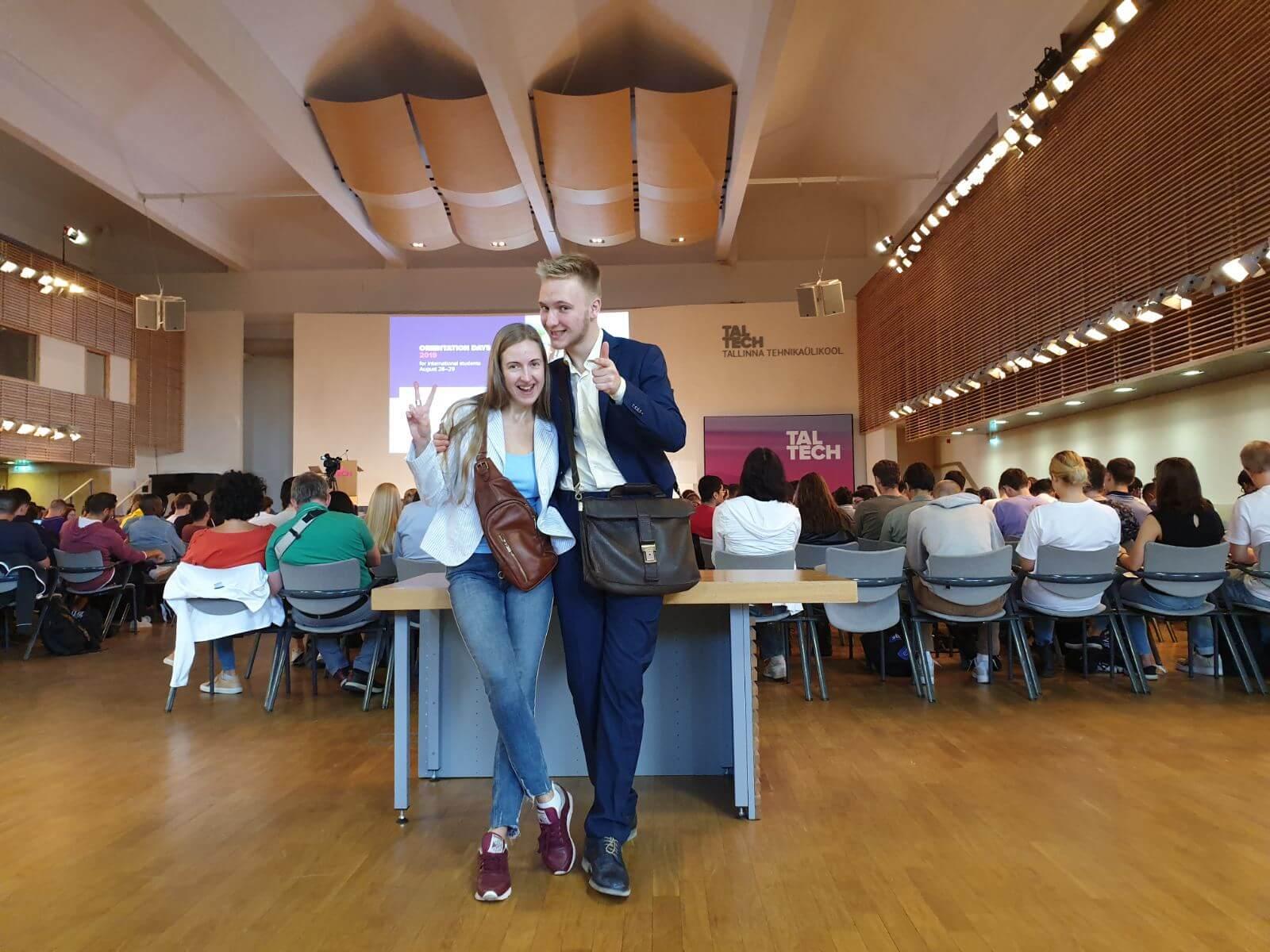 Учеба в Эстонии отзыв мамы