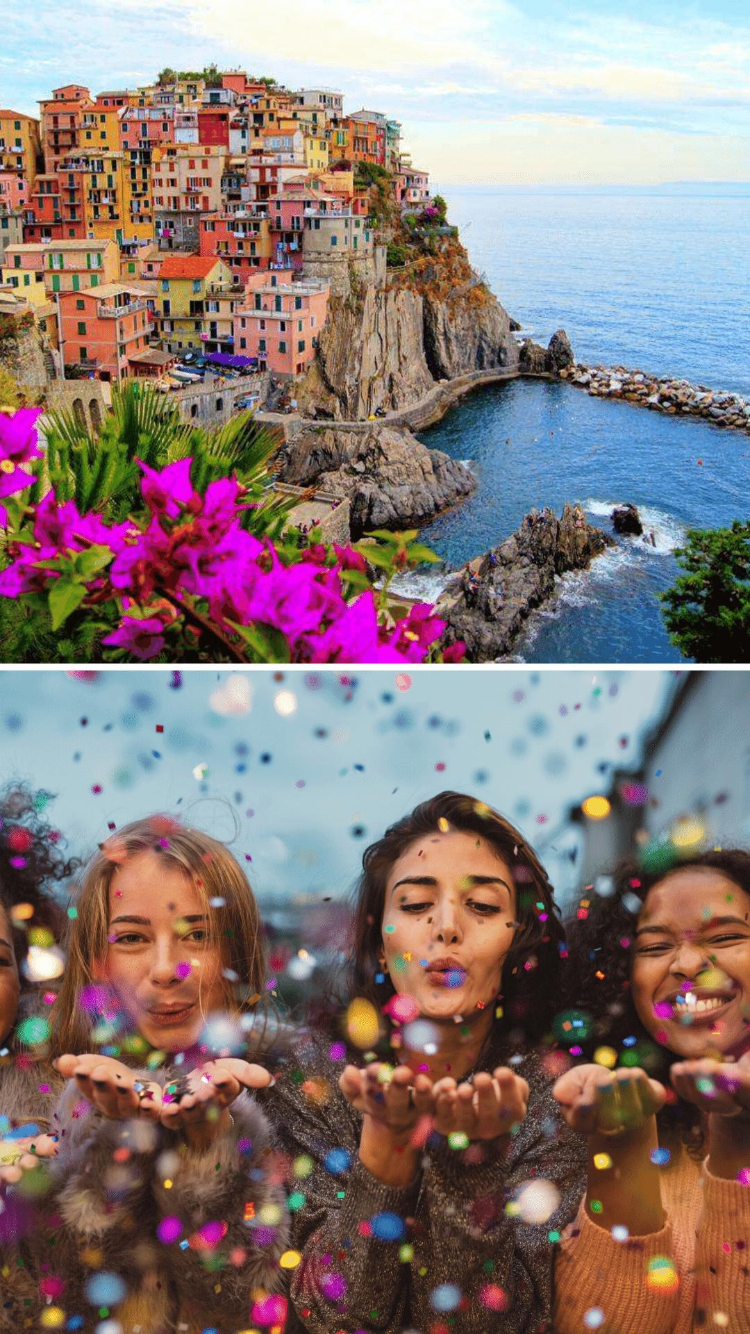 Авторский тур в Италию от «Бизнес Визит»
