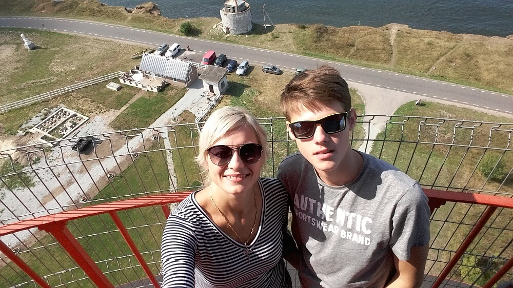 Оксень Светлана и Влад